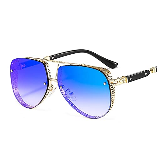 LUOXUEFEI Gafas De Sol Gafas De Sol Hombre Mujer Gafas De Sol