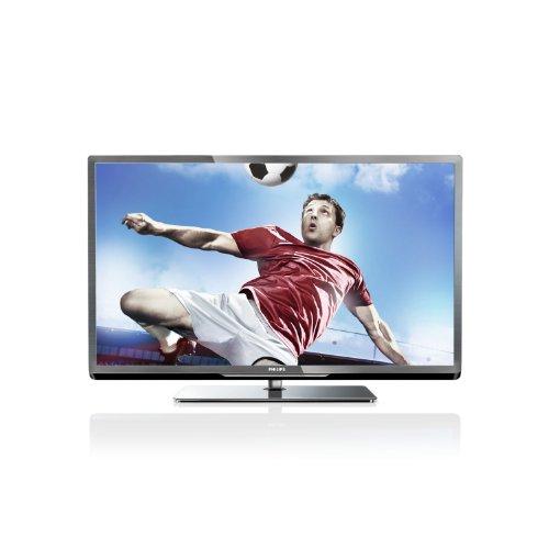 Philips 40PFL5007K/12 102 cm (40 Zoll) LED-Backlight-Fernseher (Full-HD, 400Hz, WiFi, DVB-C/-T/-S, CI+)