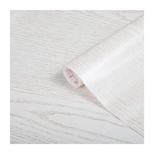 d-c-fix, Folie, Holz, Perlmutt weiß, selbstklebend, 67,5 x 200 cm, 346-8039