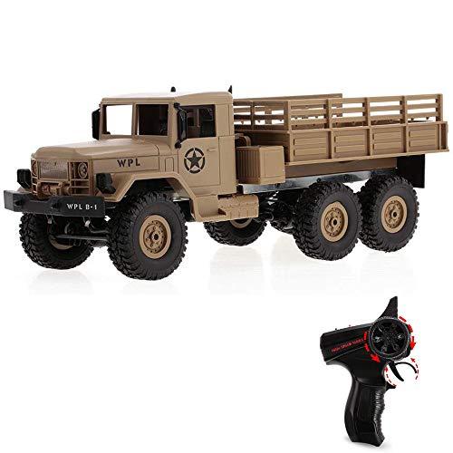 Camión, Mando a Distancia, Camión De Escalada, Simulación Modelo Militar 1/16 2.4g...