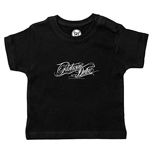 Metal Kids Parkway Drive (Logo) - Baby T-Shirt, schwarz, Größe 80/86 (12-24 Monate), offizielles Band-Merch