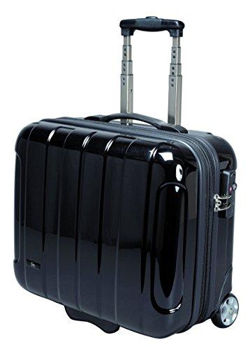 JSA 45513 - Businesstrolley aus ABS-Polycarbonatmix, schwarz