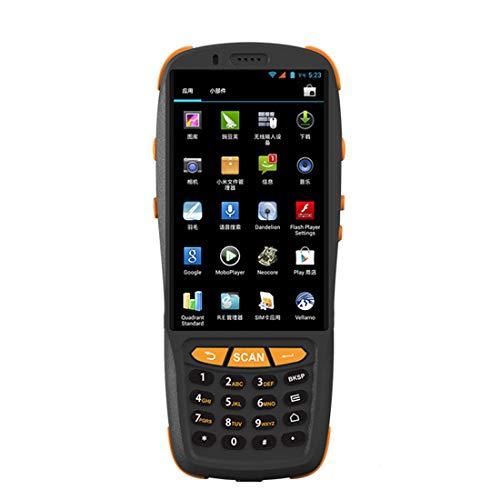 LLC-POWER Android Handheld TPV, 4G / WiFi/BT/NFC/GPS, 4,0 Pouces À Écran Tactile, Support 1D Codes À Barres 2D, Barcode Scanner Warehouse Expédition Express Livraison