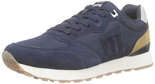MTNG Attitude 84363, Zapatillas para Hombre, Azul (/Mesh Marino C48442), 40 EU