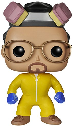 Funko - Figurine Breaking Bad - Walter White Glow in The Dark SDCC 2014 - 0849803044619