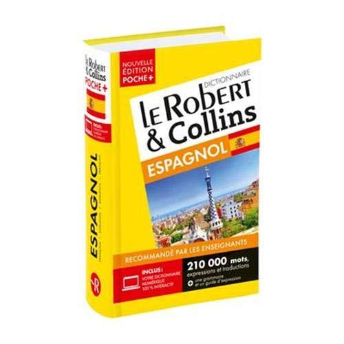 Le Robert & Collins poche + espagnol: Français-espagnol/espagnol-français