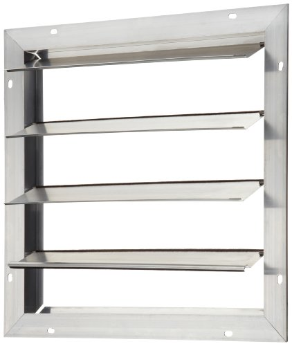 Broan 433 Automatic Shutter for 353 and 35316 Gable Mount Attic Ventilator