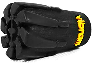 Ez2care Guardian Vibram High-Elasticity Zero-Drop Cane Tip 5/8, 16mm
