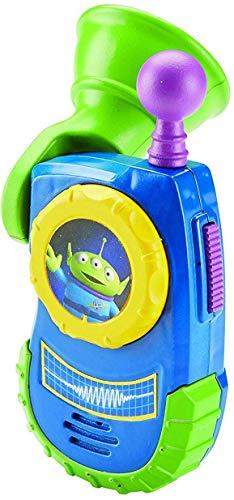 Fisher-Price Disney Pixar Toy Story 4, Modificateur de Voix pour Parler comme un Alien, Jouet pour Enfant, GFC95