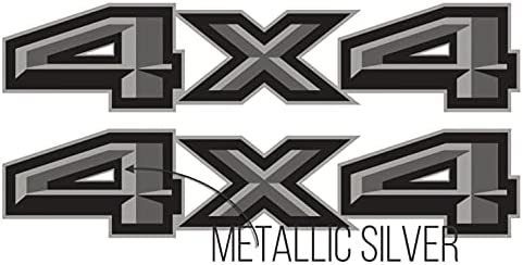 4x4 truck stickers _image4