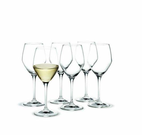 Holmegaard - Perfection Weißwein-Glas, 25cl (6er-Set)