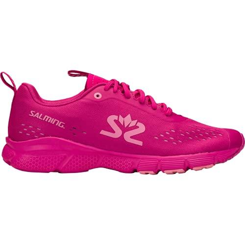 Salming - Zapatillas para mujer, color rosa
