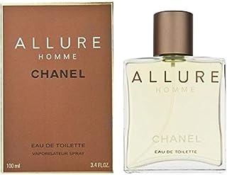 Allure Homme by Chanel for Men - Eau de Toilette, 100ml