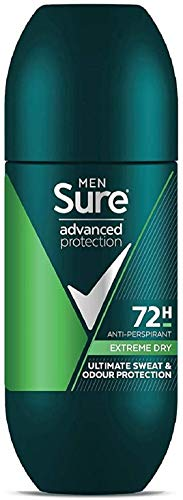 Sure Advanced Protection Anti-Perspirant Deodorant Roll On, 100ml