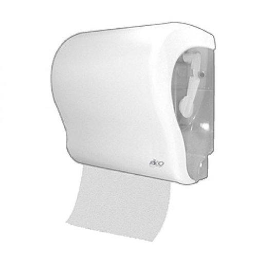 Steiner Rico Line dispensador para Rollo de Toallas Autocut–Blanco