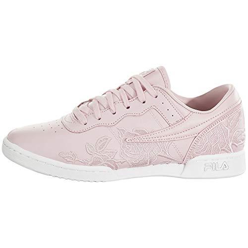 Fila Original Fitness Stickerei, Pink (Chalk Pink / White), 39.5 EU