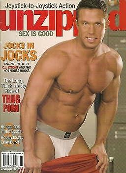 C.J Knight  Jockstrap  l The Rise of Thug Porn l Francesco D Macho l The Magazine of Gay Adult Entertainment - November 2007 Unzipped