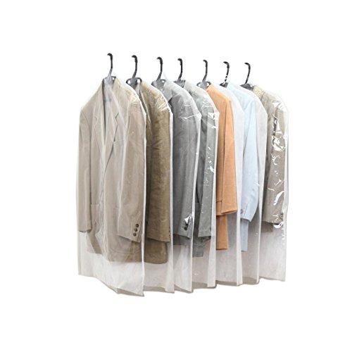 日本製 洋服カバー50枚セット(ショートサイズ)