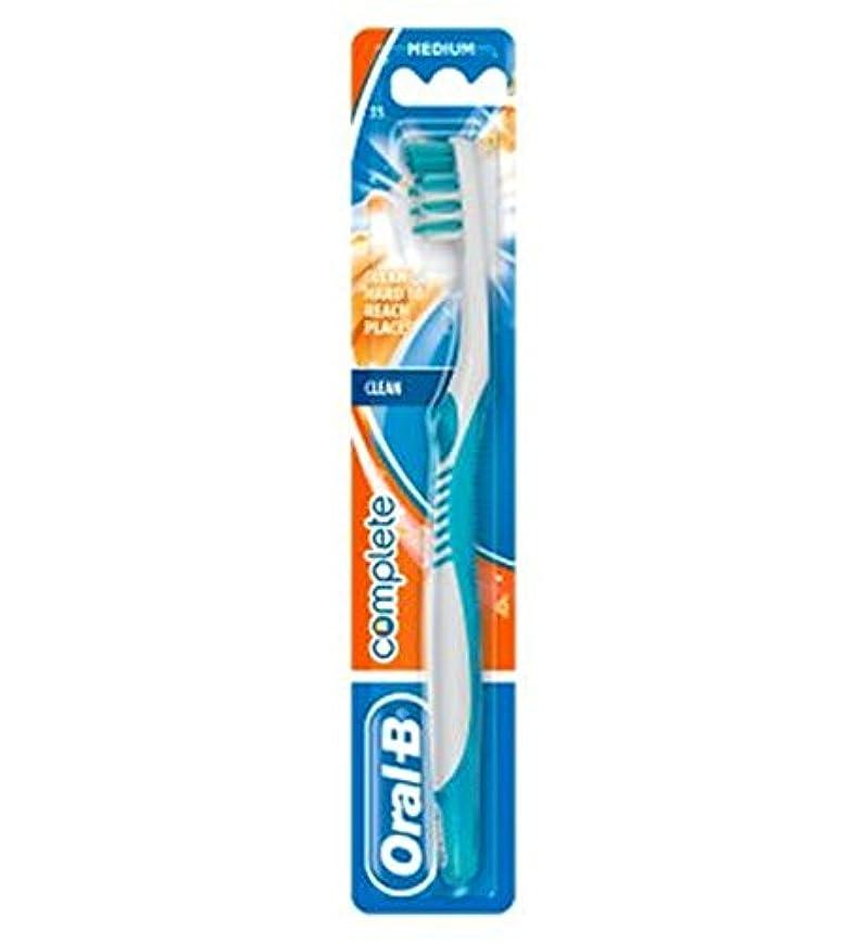 書き込み添加剤あえぎオーラルB?アドバンテージ?プラス35 Med歯ブラシ (Oral B) (x2) - Oral-B Advantage Plus 35 Med Toothbrush (Pack of 2) [並行輸入品]