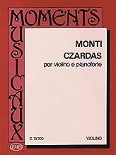 Czardas Violin Piano English & German