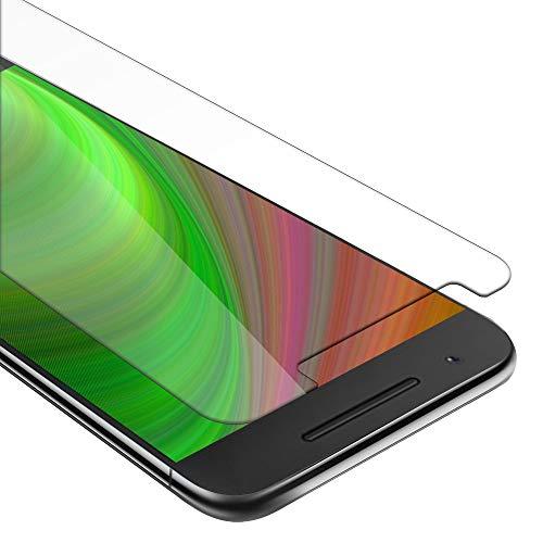 Cadorabo Película Protectora para LG Google Nexus 6P en Transparencia ELEVADA -...