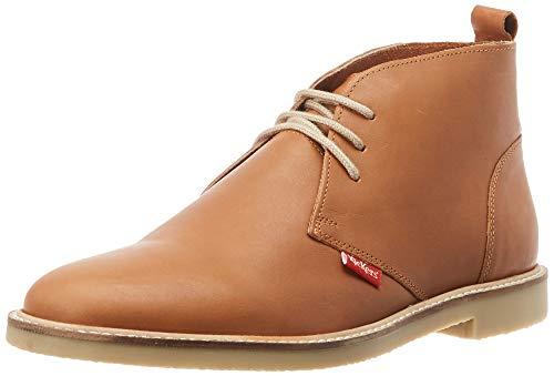 Kickers Herren Tyl Chelsea Boots, Braun (Camel Perm 114), 42 EU