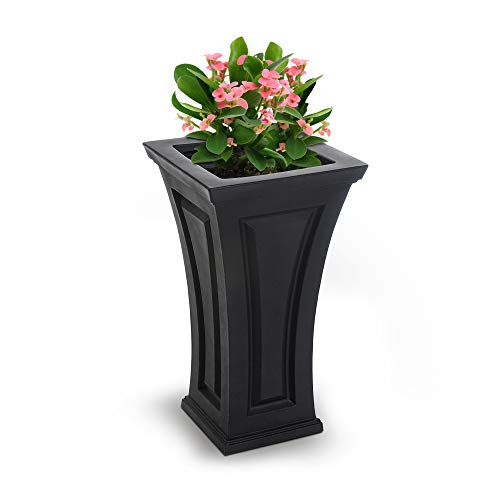 planter urn with stand - 4