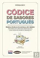 Códice de Sabores Portugues (Portuguese Edition)