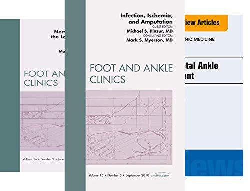 The Clinics: Orthopedics (31 Book Series)