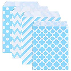 Blue Candy Bar bags