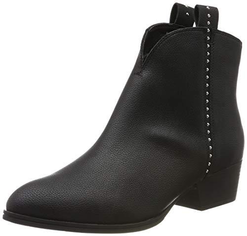 Tamaris 1-25975-33 Damen Schuhe Stiefeletten Ankle Boots, Schuhgröße:38 EU, Farbe:Schwarz