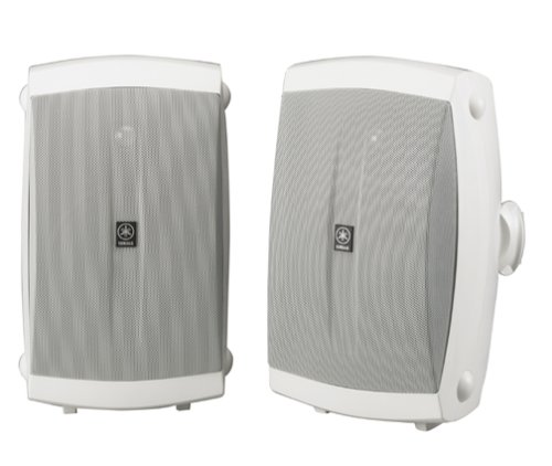 Yamaha NS-AW350W All-Weather Outdoor Speakers