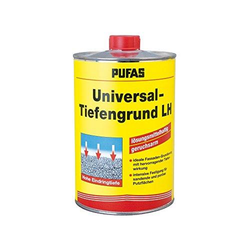 Pufas Universal-Tiefengrund LH 1 L Tiefen-Grundierung Tiefgrund Universalgrund
