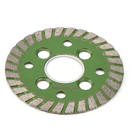 Jeanoko 65 mm de diámetro Material Duradero Firme Hoja de Sierra de Diamante portátil Antiséptico para el hogar