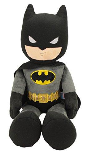 Animal Adventure | DC Comics Justice League | Batman | 21' Collectible Plush, Grey/Black/Gold