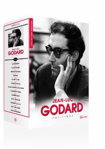 Jean-Luc Godard Politique-Coffret 13 Films