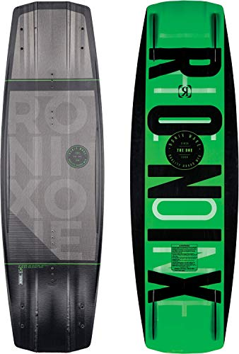 Ronix Wakeboard - Blem - One Time Bomb Core w/Fuse Stringers - Stealth Black - 138