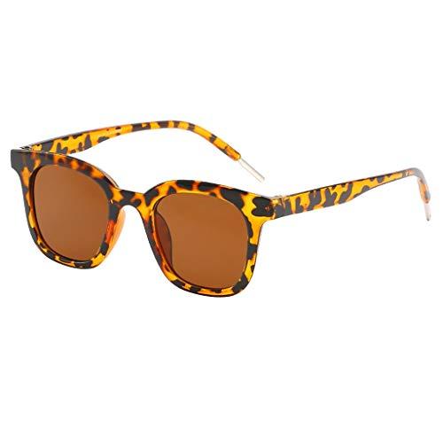 MERICAL Occhiali da sole polarizzati classici unisex Occhiali con lenti a specchio Occhiali oversize leggeri Occhiali da sole a scatola