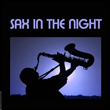 Sax in the night