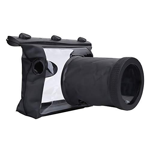 Mavis Laven Kamera wasserdichter Käfig, Universal HD Unterwassergehäuse Tasche für Canon SLR DSLR Kamera