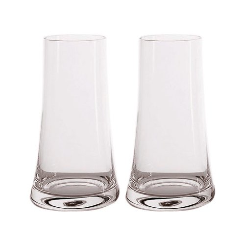 Alessi - AC12 - Splgen bicchiere per birra in vetro - set 2 pezzi