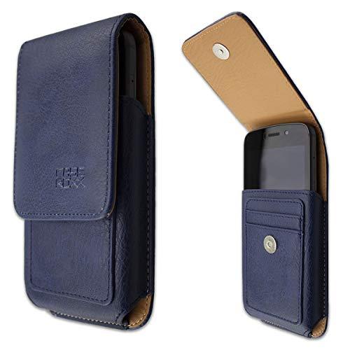 caseroxx Outdoor Tasche für Huawei Honor Magic 2, Tasche (Outdoor Tasche in blau)