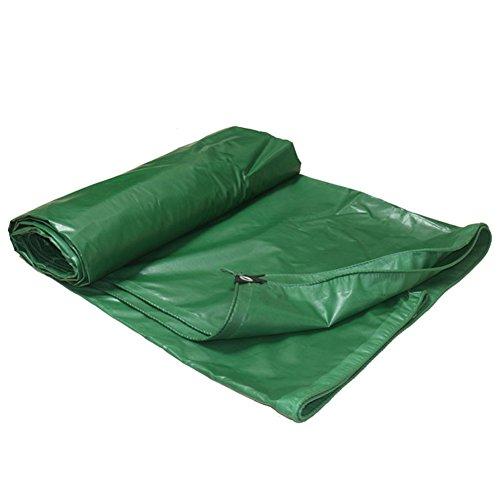 QIANGDA Bâche De Protection Couverture PVC Résistance À l'abrasion Imperméable Durable Résistance À La Déchirure -450g / M², Taille Personnalisé (Taille : 2 x 2m)