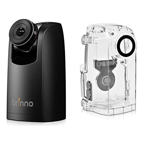 Brinno TLC200Pro HDR Zeitraffer Kamera &  ATH120 Wetterschutz-Gehäuse für Zeitraffer-Kamera TLC200Pro