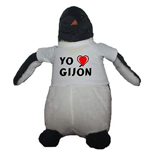Shopzeus Pingüino Personalizado de Peluche (Juguete) con