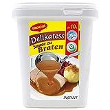 Maggi Delikatess Sauce zu Braten als Bratensauce, Saucenbinder, ideale Grundsauce für jede Küche,...