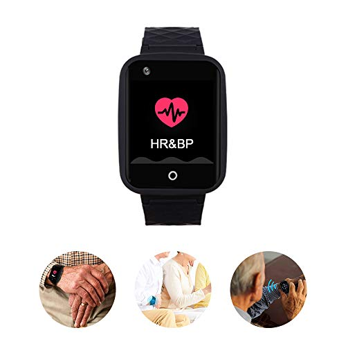 Buy 4G GPS Watch for Kids Elderly,WiFi Phone Call, KKBear Real-time Tracking, Geo-Fence Touch Screen...