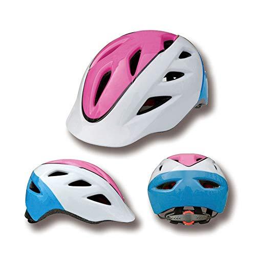 Kaper Go Kinder Ente Zunge Helm Skateboard Sicherheit Reiten Fahrrad Balance Auto Helm Sicherheit Komfort Helm (Color : Pink)