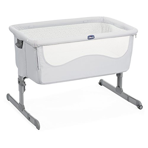 Chicco Cuna Next2Me Light, color Gris
