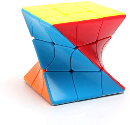 Sooiy Rubik'S Cube, Juguetes educativos para niños sin decoloración, Flexibles, Profesionales, de...